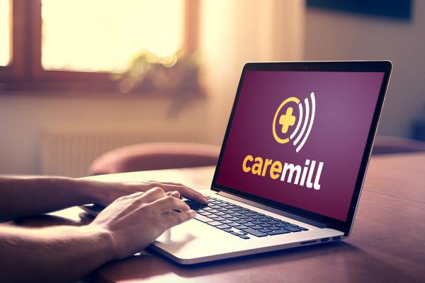 Sample branding #2 for Caremill