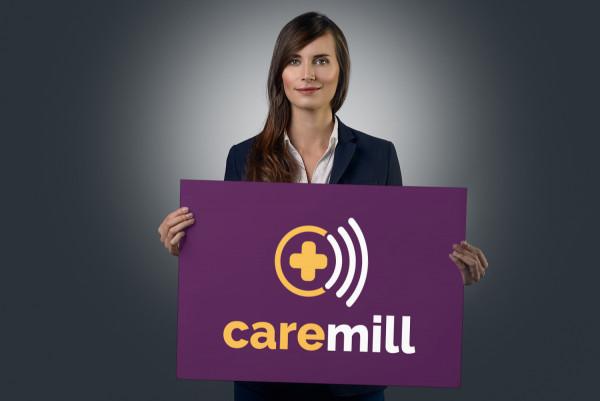 Sample branding #3 for Caremill