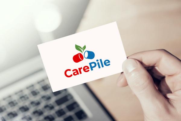 Sample branding #2 for Carepile