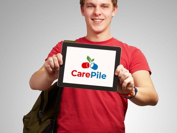Sample branding #3 for Carepile
