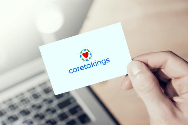 Sample branding #1 for Caretakings