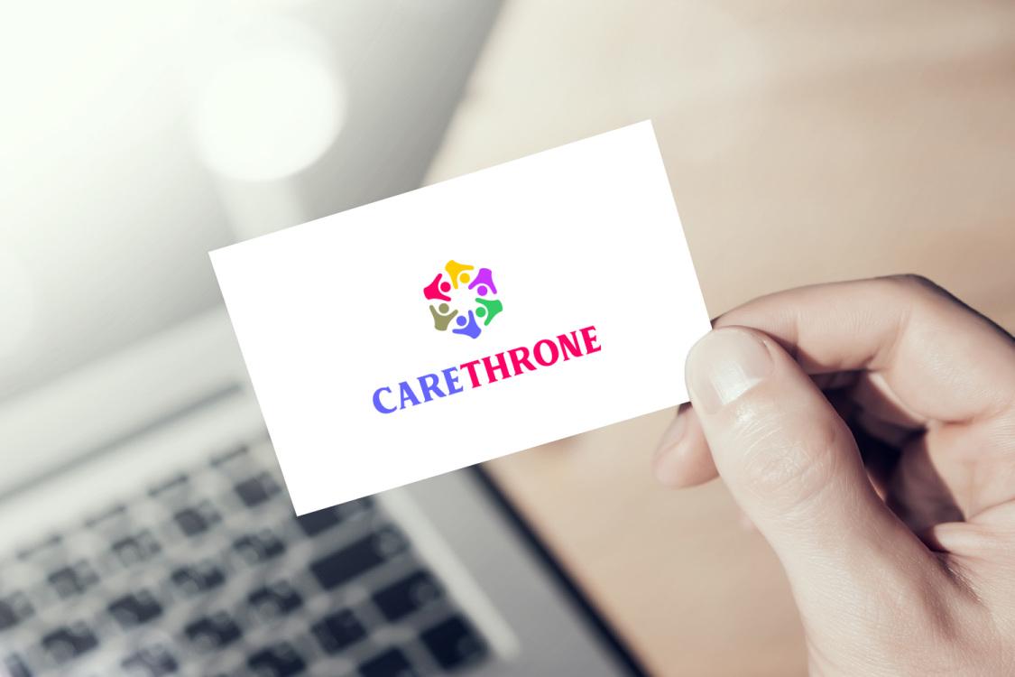 Sample branding #3 for Carethrone