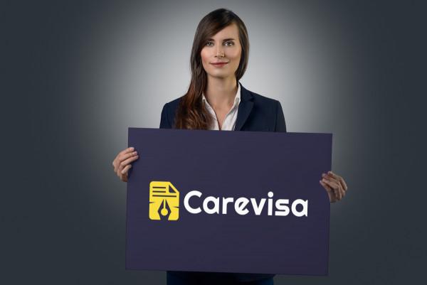 Sample branding #1 for Carevisa