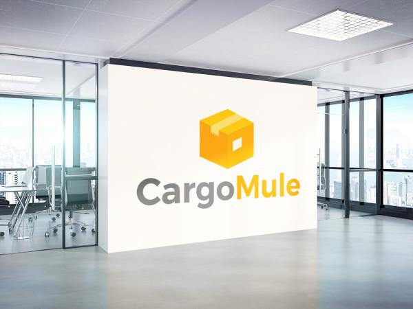 Sample branding #1 for Cargomule