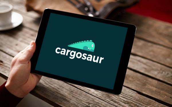 Sample branding #3 for Cargosaur