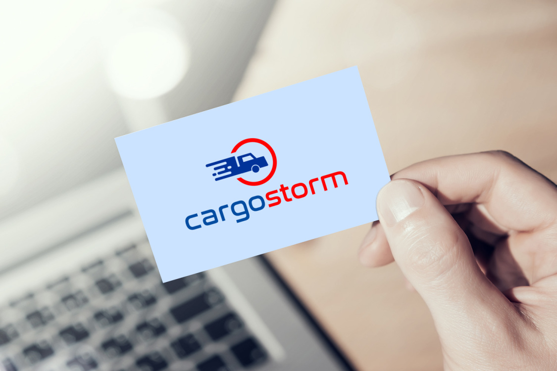 Sample branding #2 for Cargostorm