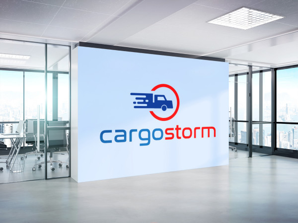 Sample branding #1 for Cargostorm