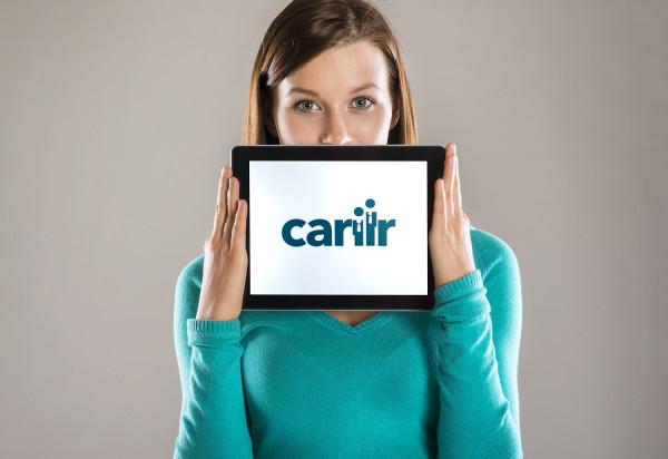 Sample branding #3 for Cariir