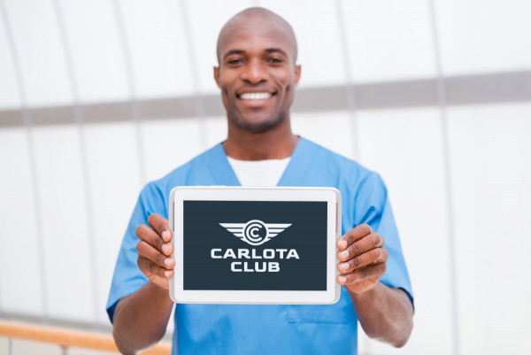 Sample branding #3 for Carlotaclub