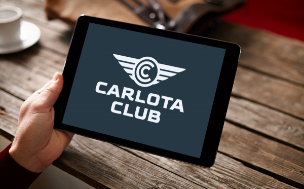 Sample branding #1 for Carlotaclub