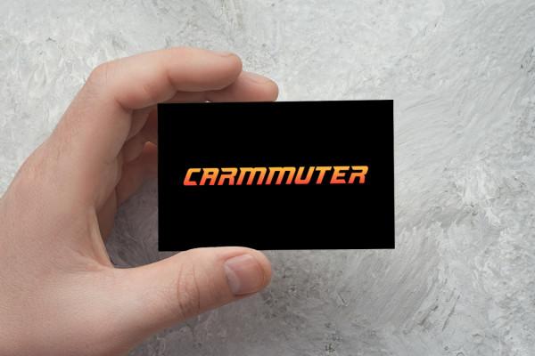 Sample branding #3 for Carmmuter