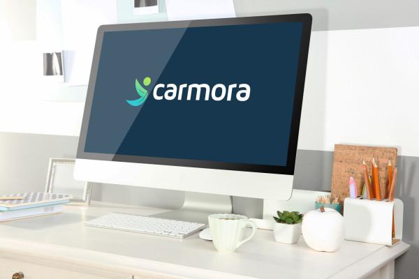 Sample branding #2 for Carmora