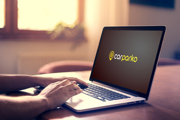 Sample branding #2 for Carparko
