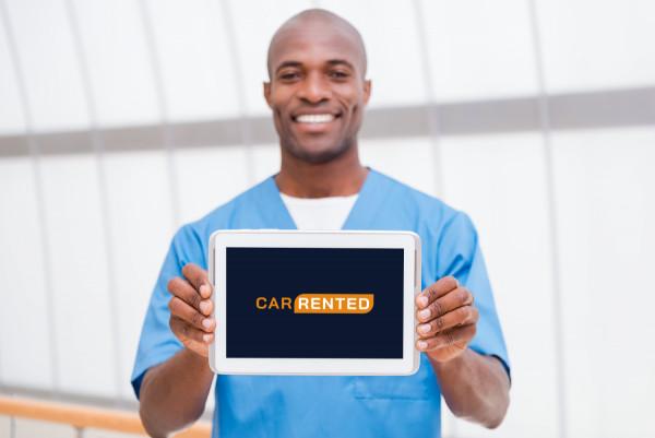 Sample branding #1 for Carrented