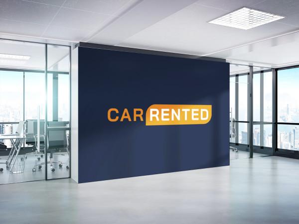 Sample branding #3 for Carrented