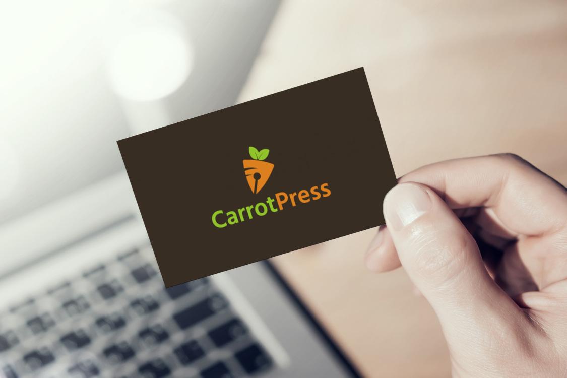 Sample branding #1 for Carrotpress