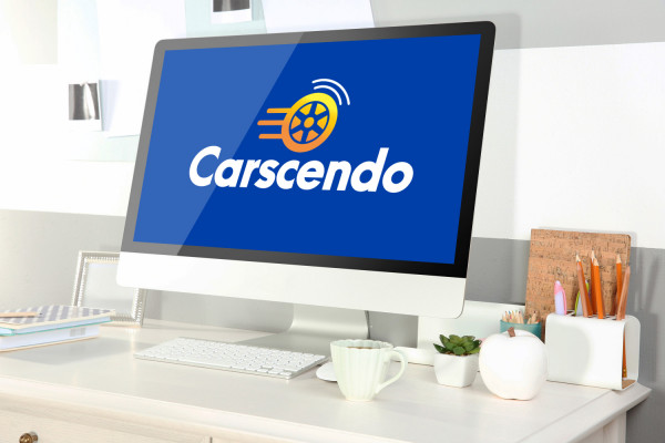 Sample branding #1 for Carscendo