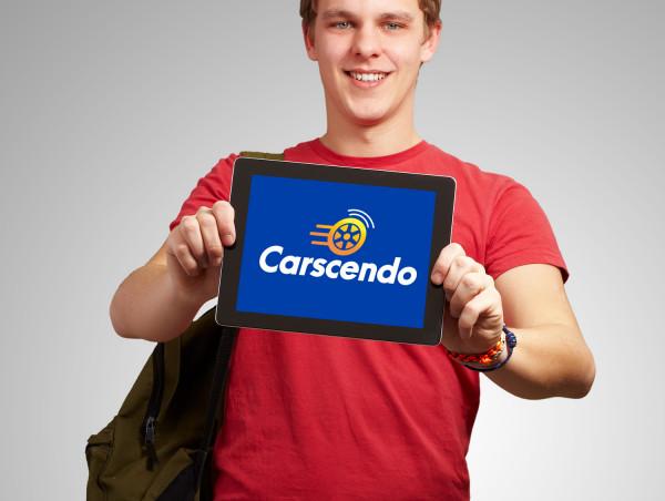 Sample branding #2 for Carscendo