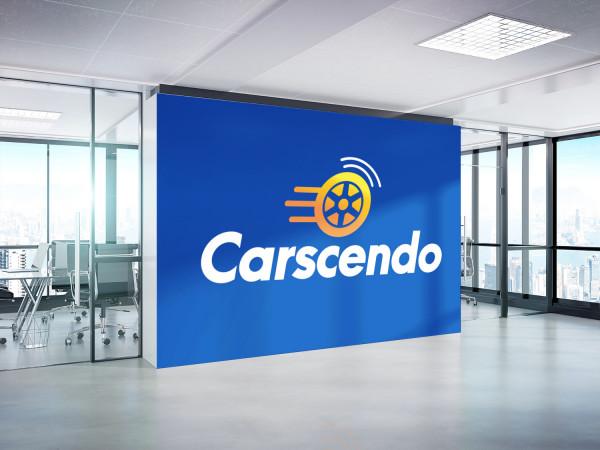 Sample branding #3 for Carscendo