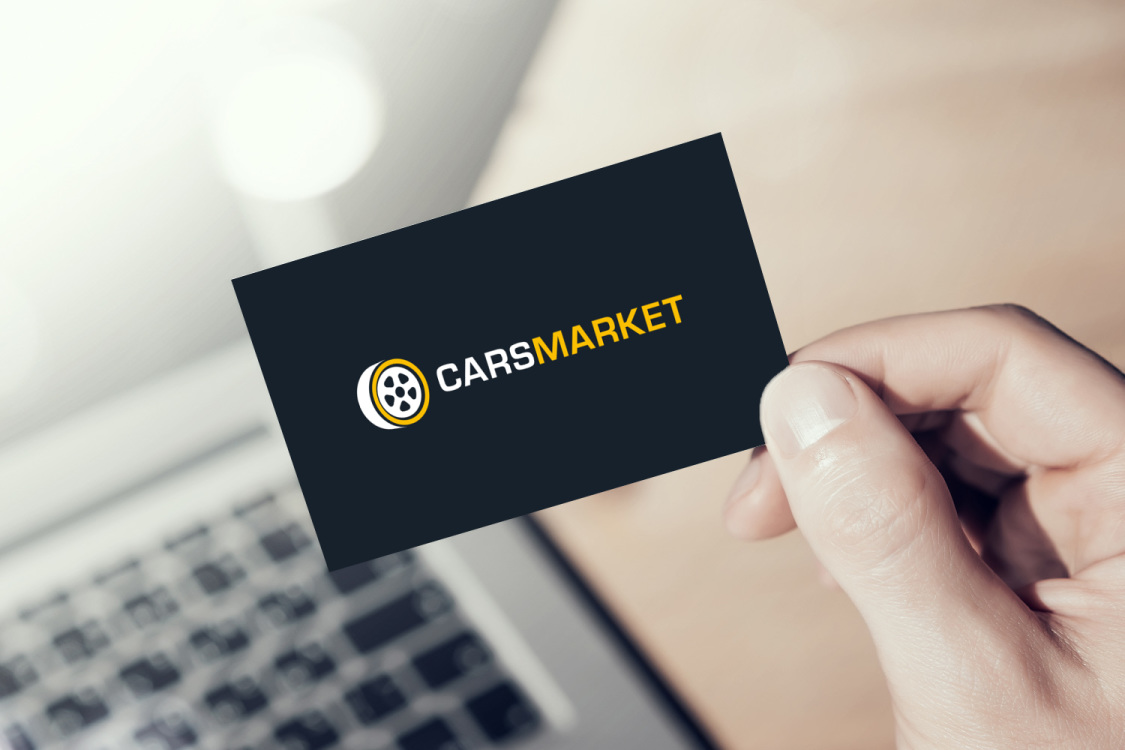Sample branding #3 for Carsmarket