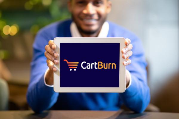 Sample branding #2 for Cartburn