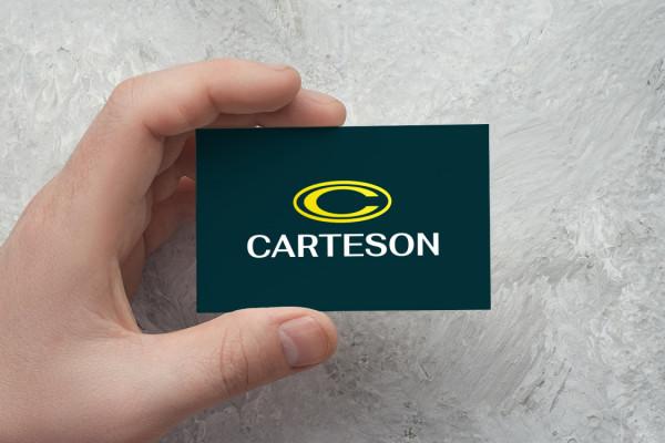 Sample branding #3 for Carteson