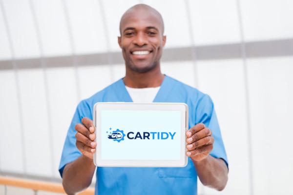 Sample branding #2 for Cartidy