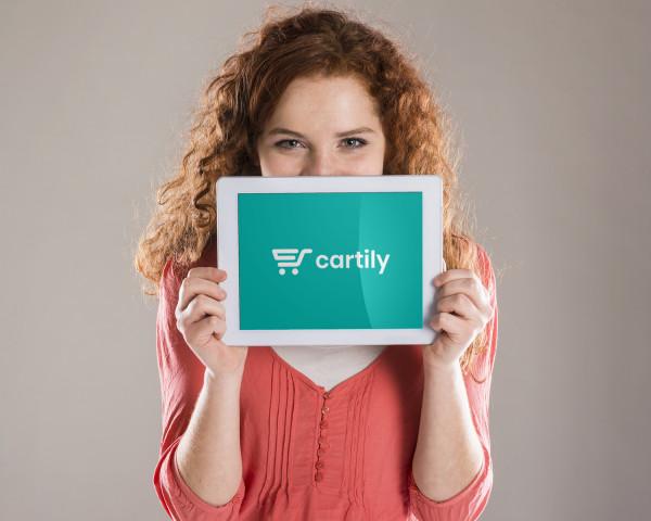 Sample branding #3 for Cartily