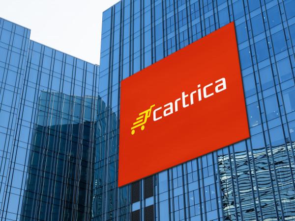 Sample branding #1 for Cartrica