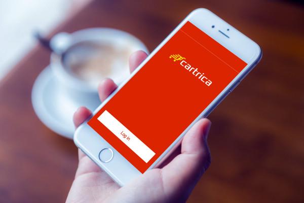 Sample branding #2 for Cartrica