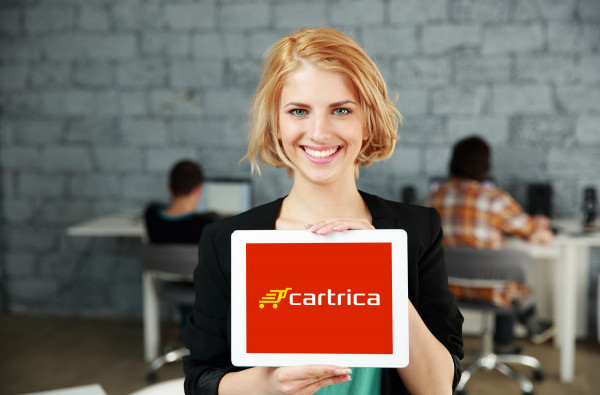 Sample branding #3 for Cartrica