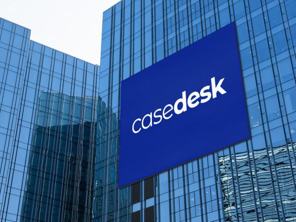 Sample branding #1 for Casedesk