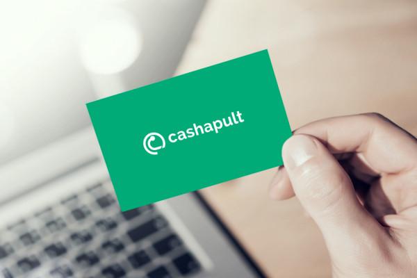 Sample branding #2 for Cashapult