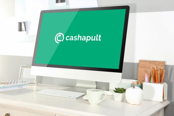 Sample branding #3 for Cashapult