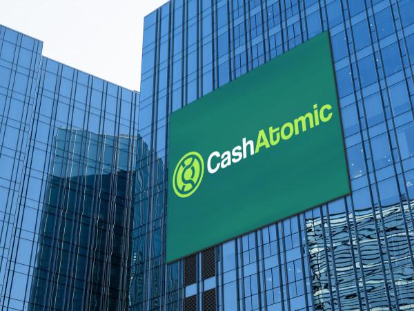 Sample branding #1 for Cashatomic