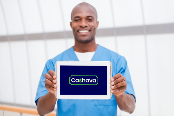 Sample branding #1 for Cashava