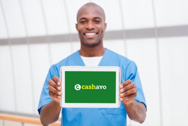 Sample branding #1 for Cashavo