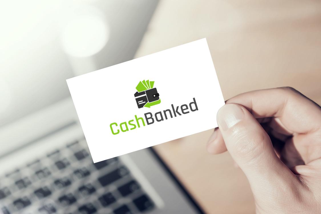 Sample branding #2 for Cashbanked