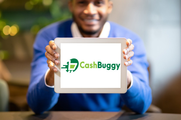 Sample branding #2 for Cashbuggy