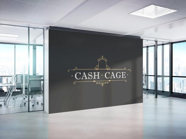 Sample branding #2 for Cashcage