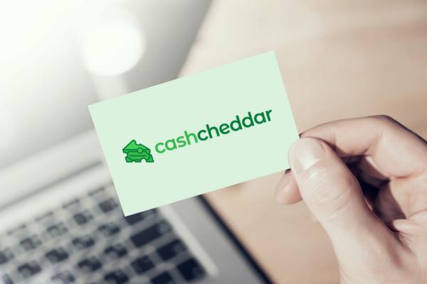 Sample branding #1 for Cashcheddar