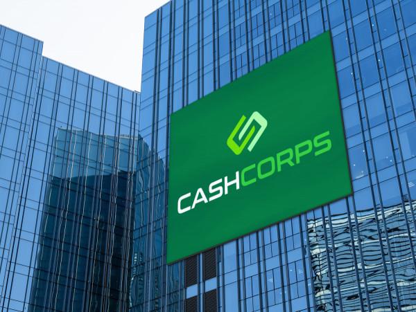 Sample branding #1 for Cashcorps