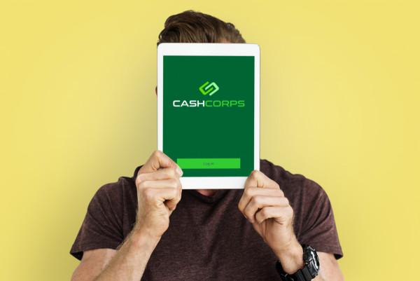 Sample branding #3 for Cashcorps