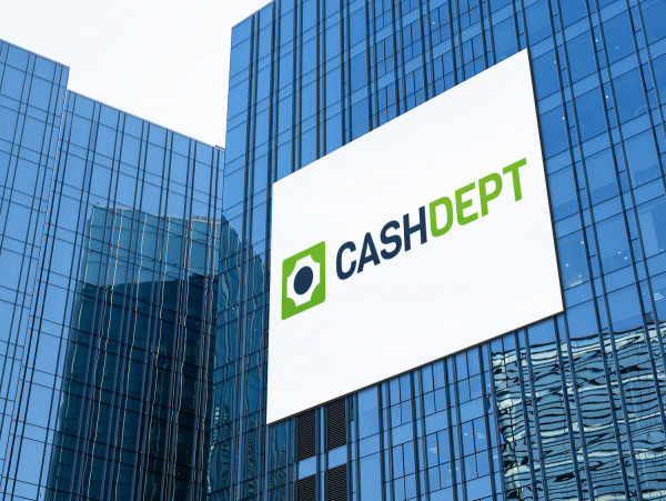 Sample branding #1 for Cashdept