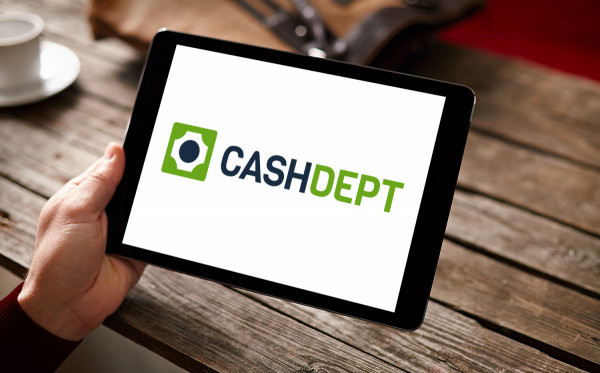 Sample branding #2 for Cashdept