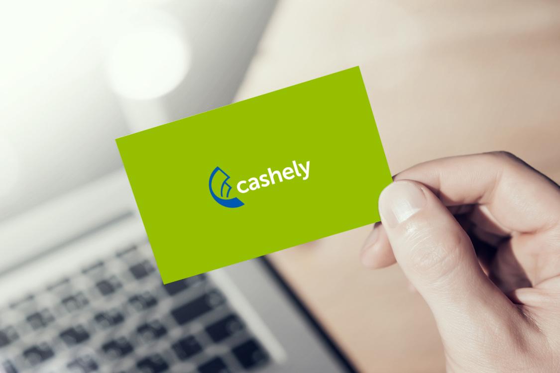 Sample branding #2 for Cashely