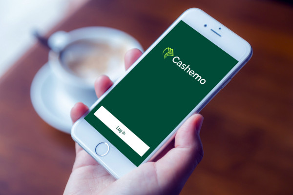 Sample branding #1 for Cashemo