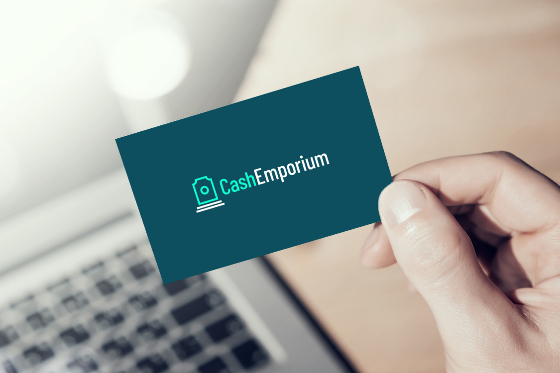Sample branding #2 for Cashemporium