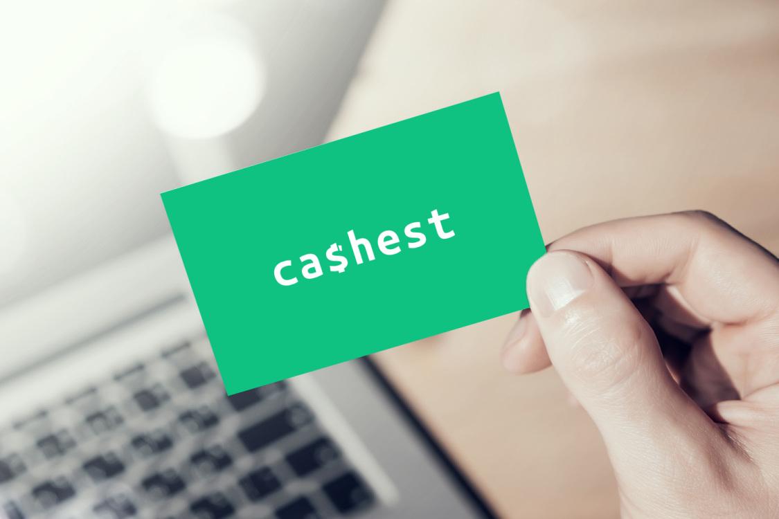 Sample branding #2 for Cashest