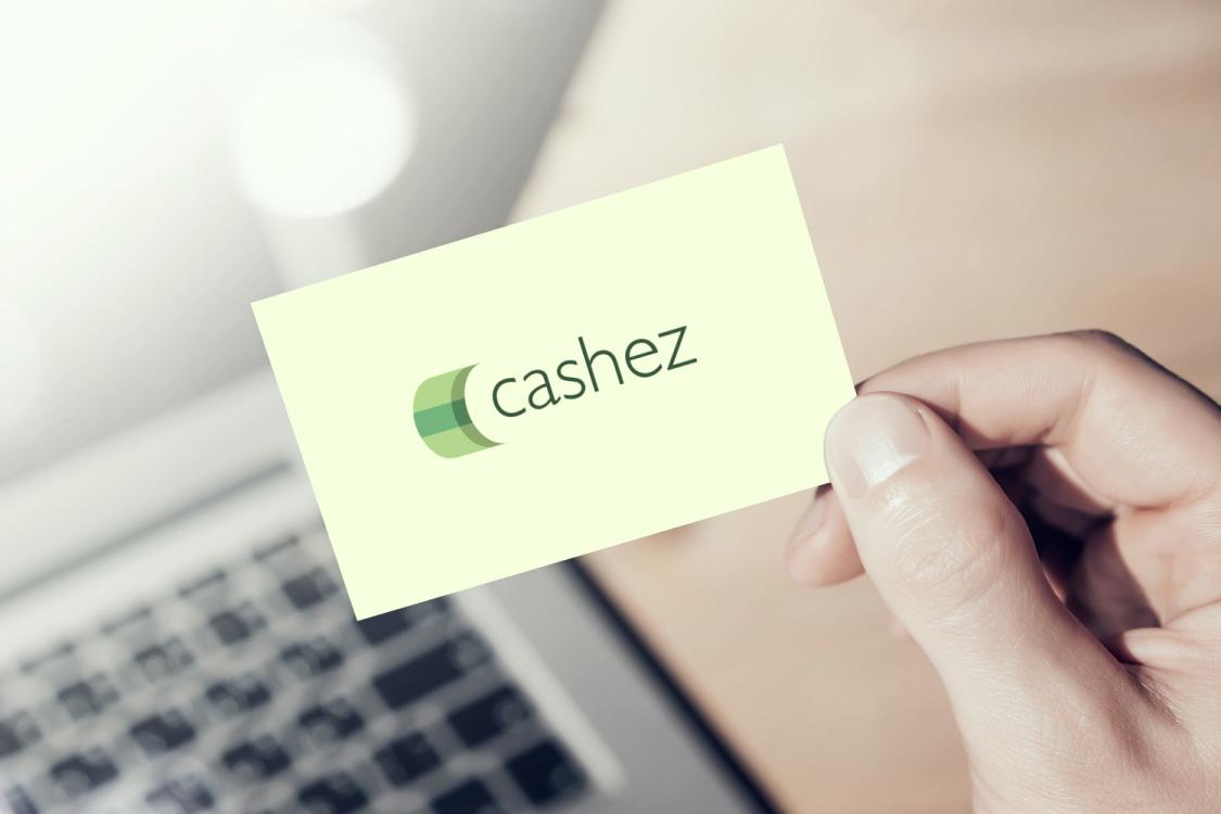 Sample branding #2 for Cashez